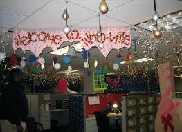 christmas office decorating ideas for the door office door