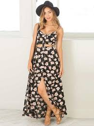 midriff dress buy floral midriff maxi dress at anarchicfashion for only 35 00