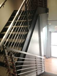 Metal Stair Banister Single Stainless Steel Stair Railing Used Stainless Steel Stair