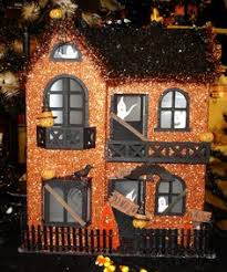 Halloween Village Decorations by 7 Halloween Decorations Anyone Can Do On The Cheap Red Paint
