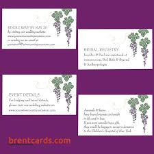 wedding donation registry wedding registry card wording bridal shower invitation wording