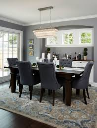 grey dining room chair 1000 ideas about blue dining rooms on