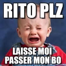 Plz Meme - rito plz baby meme on memegen