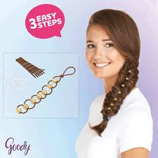 goody s hair goody hair glam up your prom braid with our new simple styles