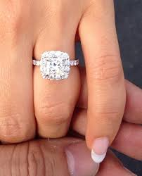 princess cushion cut engagement rings 25 best wedding rings images on 2 carat engagement