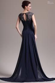 navy blue long prom dresses criss cross back prom dresses navy