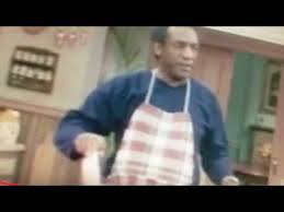 bill cosby as cliff huxtable in albert and cosby