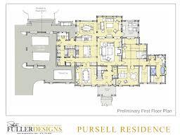 Hgtv Dream Home 2012 Floor Plan by Stephen Fuller Designs American Classic Drawings Duck River
