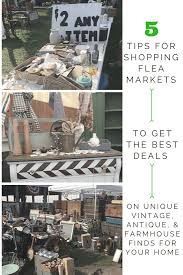 Best Discount Home Decor Websites How To Shop Flea Markets For Cheap Home Decor Refresh Living