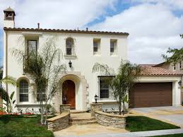 home exteriors mediterranean stucco home summer home tourat the