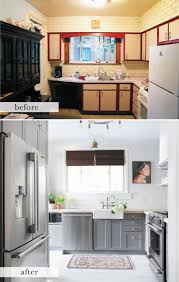 small kitchen makeovers ideas ideas imposing diy small kitchen makeover remodel before and after