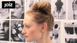 Frisuren Mittellange Haare Dutt by Dutt Für Kurze Und Dünne Haare Tutorial Julis Touch Up