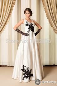 aliexpress com buy 2016 fashion black and white wedding dresses