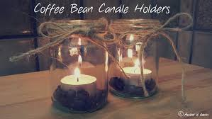 coffee bean candle diy coffee bean candle holders anchor it