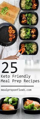 cuisine simple et bonne 25 keto meal prep recipes cuisine simple régime et sain