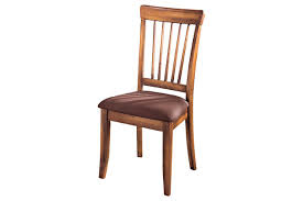 Dining Room Side Chairs Brown Berringer Dining Room Chair Set Of 2 By Furniture