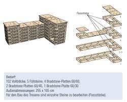 aussenküche bauanleitung gartenküche selbst bauen mit systemsteinen gardelino de