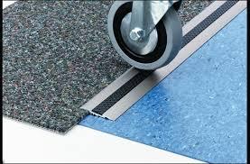 height transition carpet to vinyl floors dt024