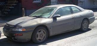 1995 chrysler sebring information and photos zombiedrive