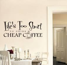 Dining Room Wall Quotes by Popular Quote Short Quotes Buy Cheap Quote Short Quotes Lots From