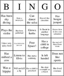 icebreaker bingo card free printable can also change this to
