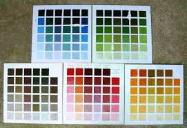 kwal exterior paint color chart kwal paint time capsule exterior