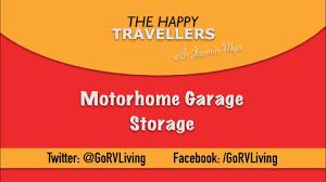 motorhome garage storage part 1 fulltime motorhome vlog 221