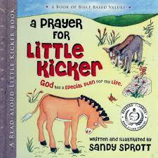 a prayer for kicker kicker books