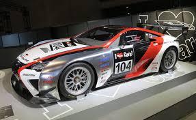 lexus lfa racing gazoo racing unveils nurburgring bound lexus lfa toyota gt 86