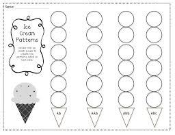pattern math worksheets preschool kindergarten kindergarten pattern worksheets teacher idea factory