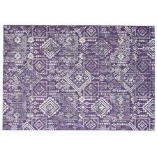 modern purple area rugs allmodern