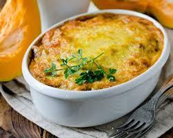 comment cuisiner le potimarron recette gratin de potiron et pommes de terre