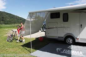 Fiamma Awnings For Motorhomes Fiamma Sun View Side Panel Awning Motorhome Camper F45 F65 F35