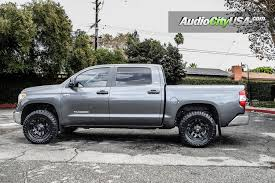 toyota tundra 18 inch wheels 2016 toyota tundra 18 fuel wheels d515 black rims with