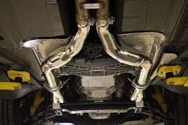 Dodge Challenger Exhaust - 2006 2010 dodge challenger headers l exhaust stainless steel long