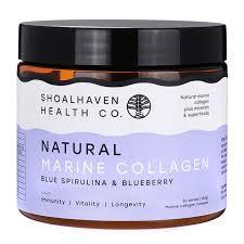 Sho Natur shoalhaven health co marine collagen blueberry