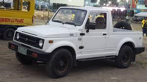 suzuki pickup for sale for sale suzuki samurai jimny 4x4 model95 pickup 45k mileage