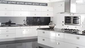 high gloss white kitchen houzz cabinets doors from 299