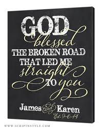 wedding quotes road quotes on canvas add wedding vows lyrics bible verses or