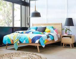 The Zander Get Midcentury Modern With This Bedroom Suite From - Designer bedroom suites