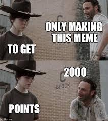 Rick Grimes Crying Meme - rick and carl memes imgflip