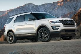 Ford Explorer Xlt 2013 - 2017 ford explorer pricing for sale edmunds
