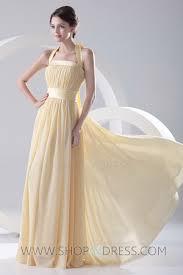 pale yellow prom dress oasis amor fashion