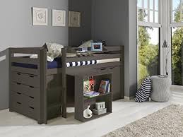 lit mezzanine avec bureau enfant lit mezzanine enfant avec bureau large choix de produits à découvrir