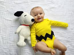 curious george halloween costume 5 easy diy halloween costumes for baby the chirping moms