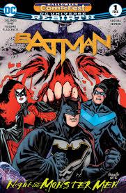 Halloween Monster List Monster News Halloween Comicfest Announces Free Batman Titles