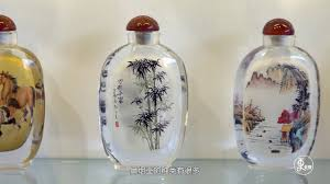 painting inside the painting inside the chinese snuff bottles amazing craft