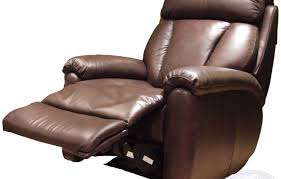 recliner gy rocco dk taupe micro power recliner amazing