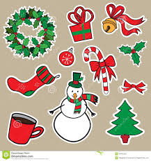 christmas stickers winter stickers for christmas for christmas