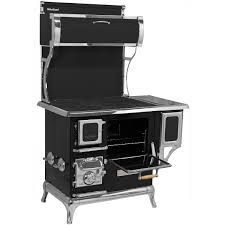 sweetheart wood cookstove with water reservoir heartland appliances